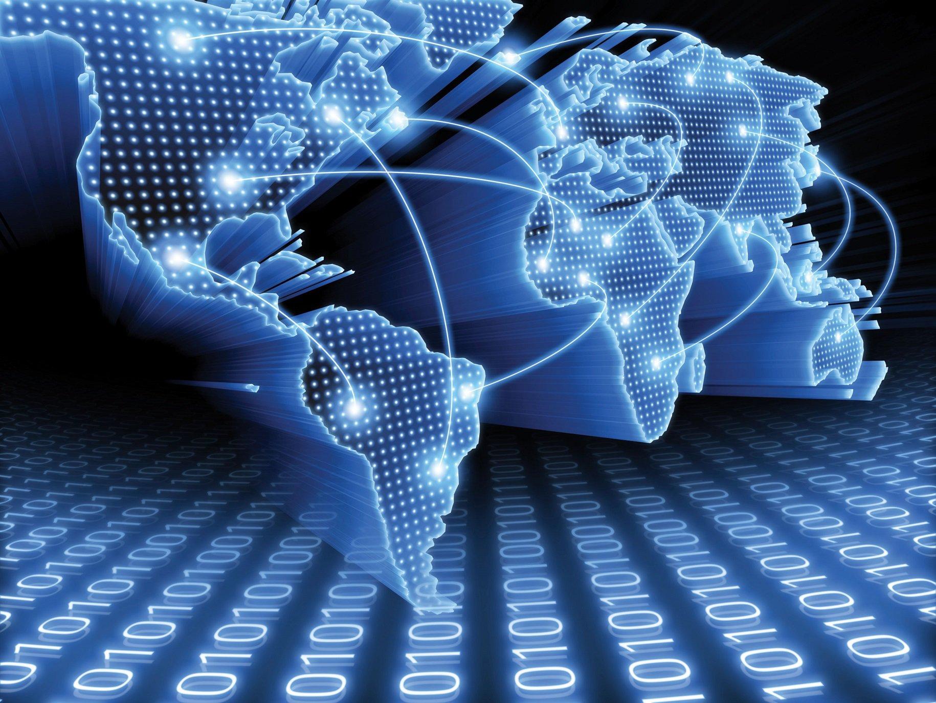 Картинка компьютеры в сети
