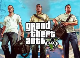 Произошла утечка данных 200000 поклонников игры Grand Theft Auto