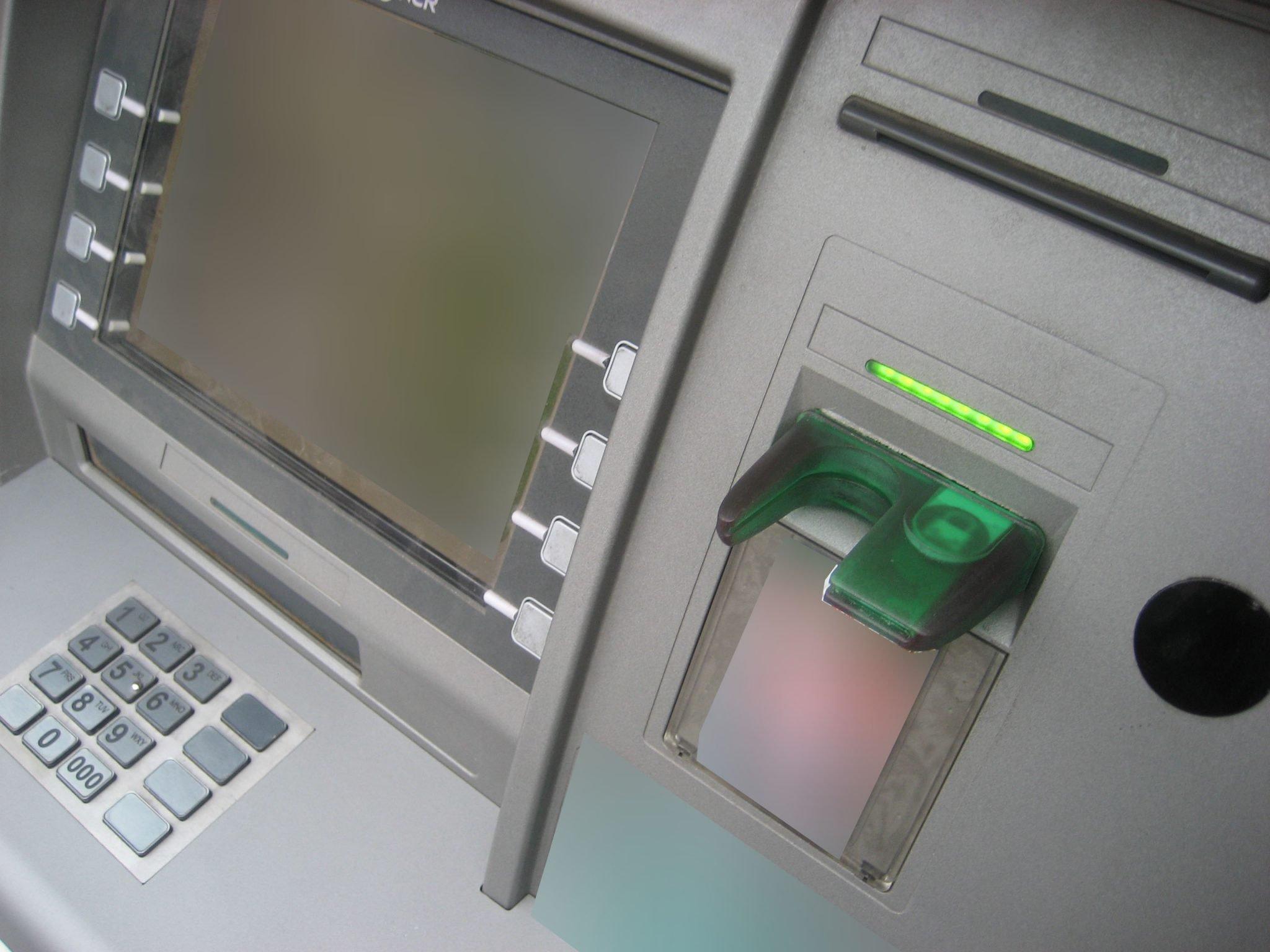 Скиммер своими руками для банкомата