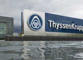 Промышленный концерн ThyssenKrupp был атакован хакерами