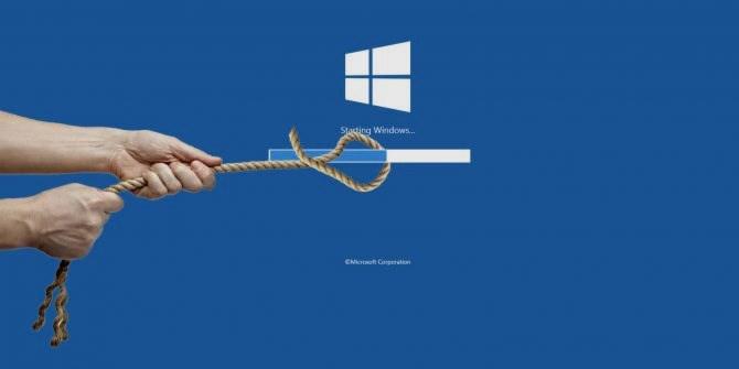 Долгожданное обновление Windows оказалось неудачным