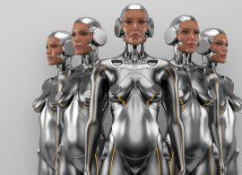 Секс-роботы могут стать источником утечки информации