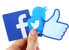 Twitter и Facebook попадут под санкции Роскомнадзора