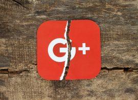 Покойся с миром Google+