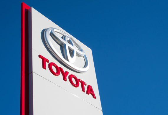 Компания Toyota признала крупную утечку данных клиентов
