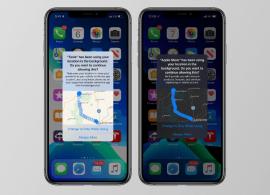 iOS 13 теперь показывает карту, где приложения следили за вами