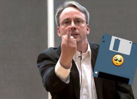 Linux готов сказать дискетам прощай навсегда