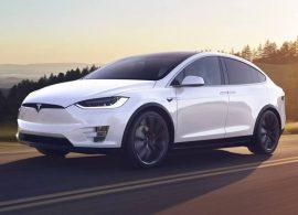 Tesla Model X взломана и украдена за минуты с помощью брелока для ключей
