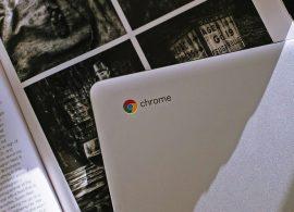 Ошибка Google Chromebook показывает черные экраны после входа в систему